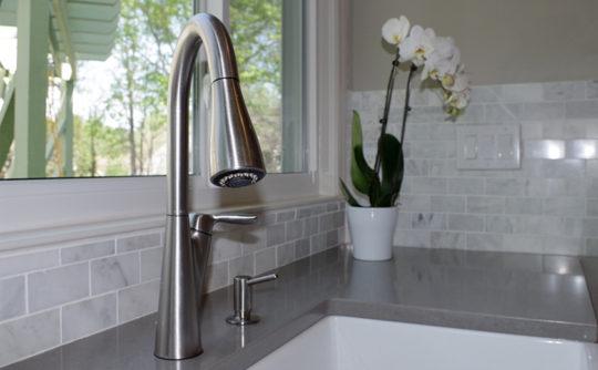 Vartarian Construction R kitchen faucet