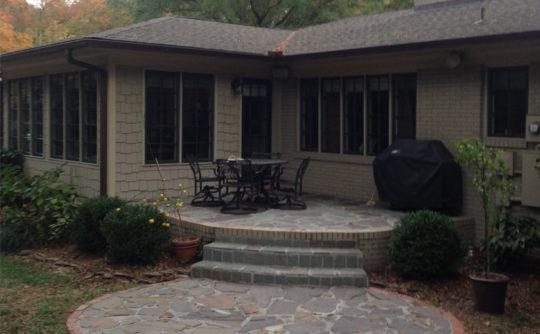 Vartainian Construction stone patio3
