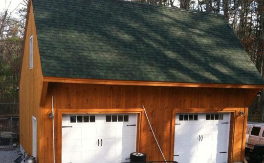 Vartanian Construction double garage