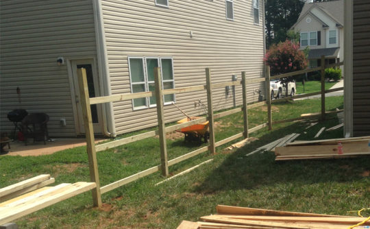 Vartanian Construction Maria wood fence2