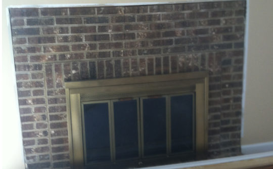 Vartanian Construction fireplace