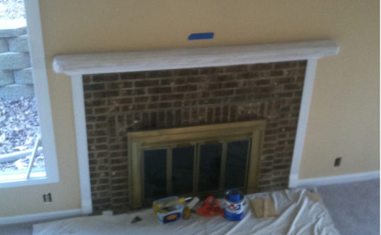 Vartanian Construction fireplace2
