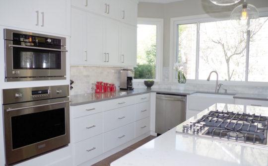 Vartarian Construction R kitchen island
